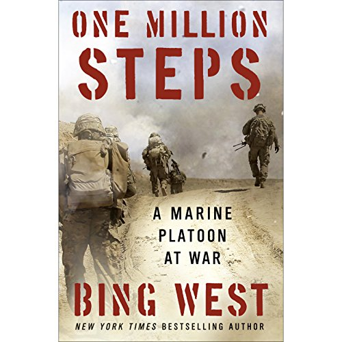 One Million Steps audiobook cover art