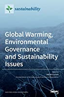 Global Warming, Environmental Governance and Sustainability Issues