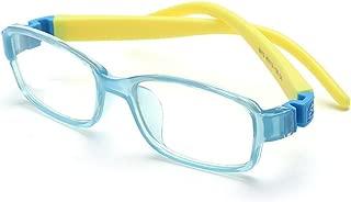 Fantia Children Flat Light Eyeglass Kids Optical Glasses for Boys and Girls