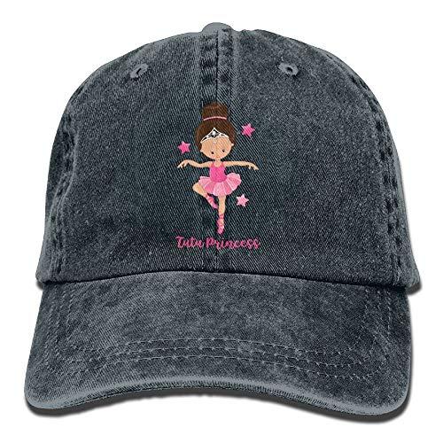 MJDIY baseballpet, ballerina prinses denim hoed verstelbaar mannelijk casual baseball cappas