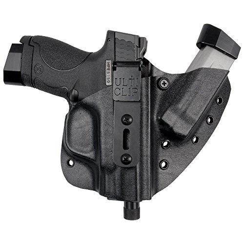 Galloway Precision Do All Appendix Carry Holster for Smith & Wesson M&P 9 and 40 Shield Pistols