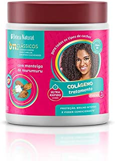 Tratamento Colágeno Linha Bn Clássicos, Beleza Natural, 500ml