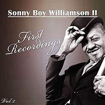 First Recordings, Vol. 2