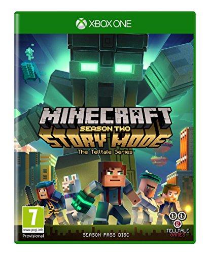 Minecraft Story Mode - Season 2 Pass Disc (Xbox One) [UK IMPORT]