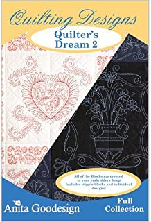 Anita Goodesign Embroidery Designs CD QUILTERS DREAM 2