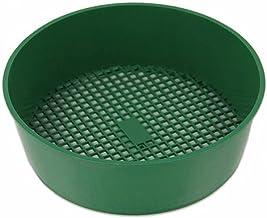 21 * 5 Cm Ogrodowy Sito Plastikowa Zagadka Zielona Dla Kompozyty Gleba Kamien Siatki Narzedzia Ogrodnicze