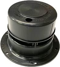 Autmotive Authority Plastic Attic/Plumbing Vent Cover 1-1/2