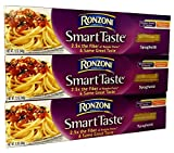 Ronzoni Smarttaste Spaghetti, 12 Oz. Per Box - 3 Box Pack