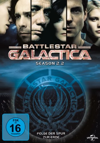 Battlestar Galactica - Season 2.2 [3 DVDs]