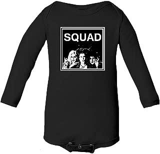 Three Witches Squad Hocus Halloween Infant Unisex Baby Long Sleeve Bodysuit