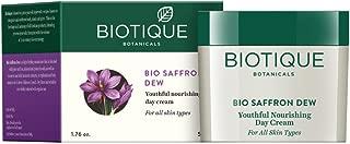 Biotique Saffron Dew Youthful Nourishing Day Cream 50gm