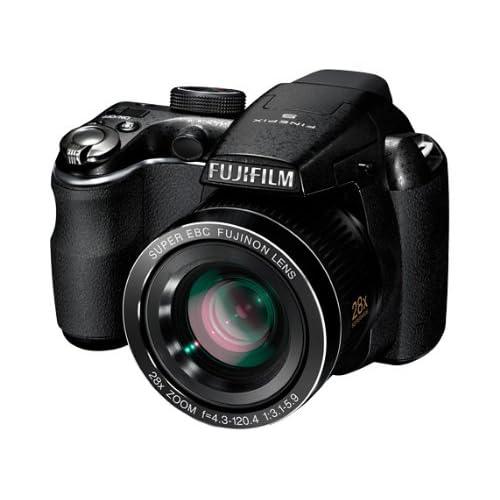 Fujifilm FinePix S3400HD Fotocamera Digitale Bridge 14 Mpix