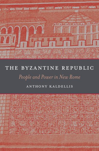 The Byzantine Republic: People and Power in New Rome