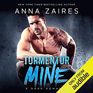 Tormentor Mine audiobook cover art
