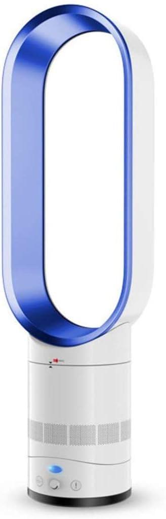 16inches refrigeradores evaporativos, sin aspas del ventilador del refrigerador de aire, los iones negativos Seguridad ventilador de torre con humidificador, silencio torre oscilante ventilador de ref