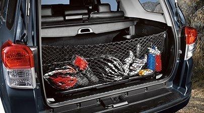 TrunkNets Inc Envelope Style Trunk Cargo Net for Toyota 4Runner 2010-2021 2 Row Model Only