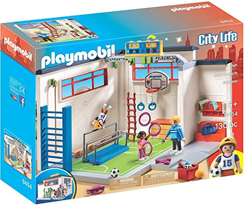 PLAYMOBIL City Life Gimnasio