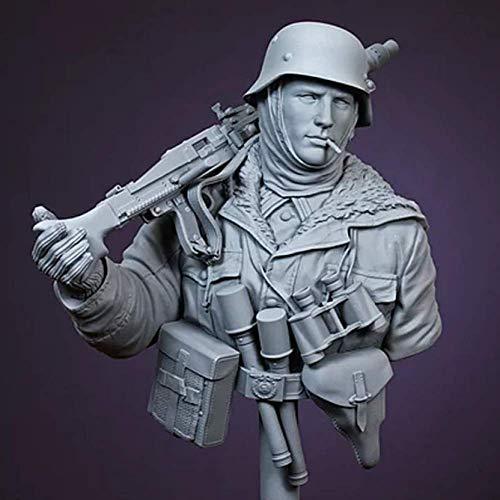 DJXM Modelo de Escultura de Resina 1/10,...