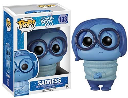 Inside Out Disney Pixars Funko Pop! Vinyl Figure Sadness