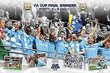 Empire 392480 Manchester City - FA Cup Winner 10/11 - Sport