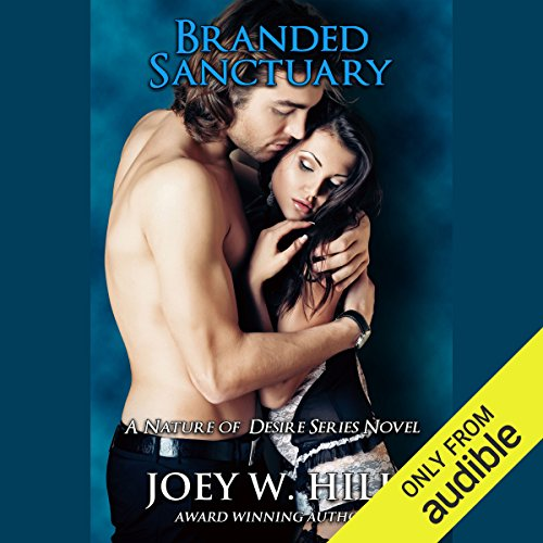 Branded Sanctuary audiobook cover art