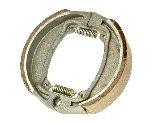 Bremsbackensatz für Trommelbremse 110x 25Â mm