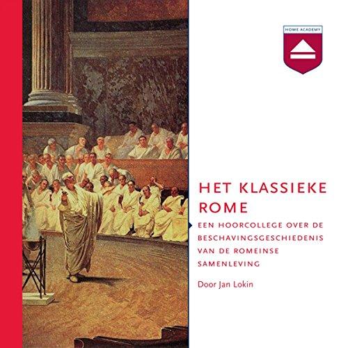 Het klassieke Rome audiobook cover art