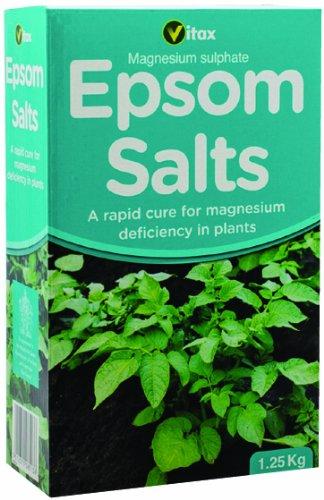 Vitax - Magnesio solfato Epsom sali - 1.25 kg