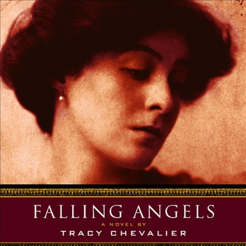 Falling Angels                   By:                                                                                                                                 Tracy Chevalier                               Narrated by:                                                                                                                                 Anne Twomey                      Length: 7 hrs and 44 mins     139 ratings     Overall 3.6