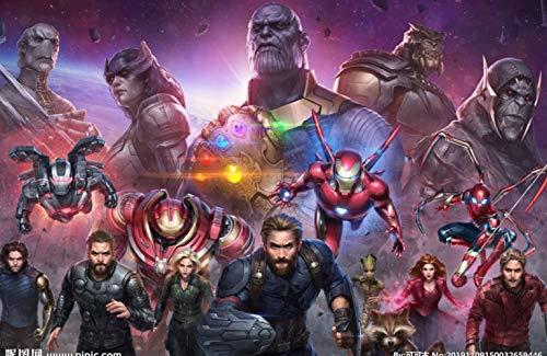 Benutzerdefinierte 3d Captain America Avengers Jungen Schlafzimmer Foto Tapeten Marvel Comics Kinderzimmer Innenarchitektur Raumdekoration