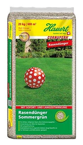 Hauert Cornufera Rasendünger-Granulat  20 KG