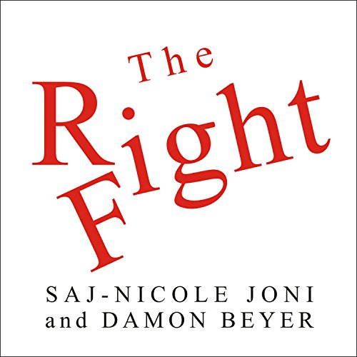 The Right Fight audiobook cover art