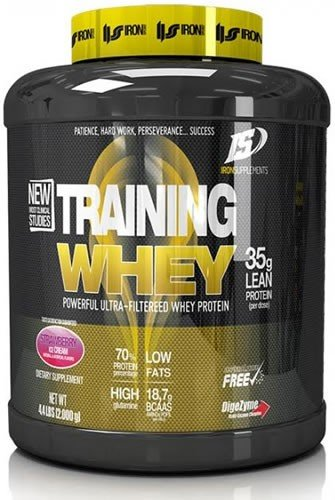 Training Whey - 2Kg - Sabor Galleta Oreo