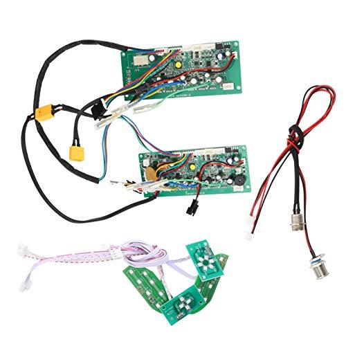 Cuque Placa Base de Circuito de Control, Placa de Control de Scooter de Equilibrio, Placa de Equilibrio de Placa de Rueda eléctrica de Alta confiabilidad(#1)
