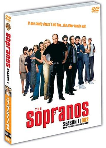 ザ・ソプラノズ 〈ファースト・シーズン〉セット2 [DVD]の詳細を見る