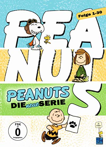 Peanuts Edition - Volume 01-03 [3 DVDs]