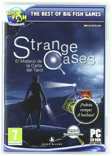 Strange Cases - El Misterio de la Carta del Tarot