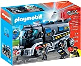 PLAYMOBIL City Action Vehículo con luz LED y Módulo de Son