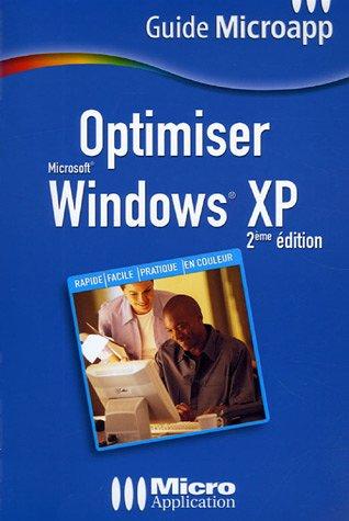 Optimiser Windows XP