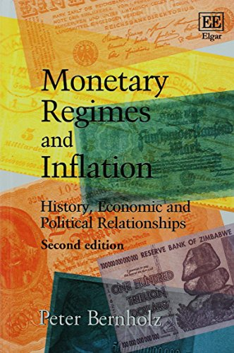 Compare Textbook Prices for Monetary Regimes and Inflation: History, Economic and Political Relationships, Second Edition 2 Edition ISBN 9781784717643 by Peter Bernholz