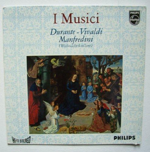 I durante Musici - Vivaldi manfredini [in vinile/suono blaha] (Natale tourné)