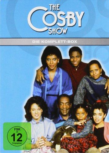 Die Bill Cosby Show - Die Komplett-Box (32 DVDs)