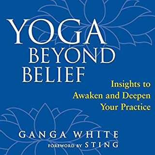 Yoga Beyond Belief cover art