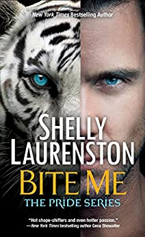 Bite Me (The Pride Series Book 9) by [Shelly Laurenston]