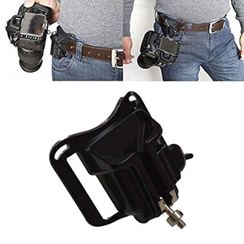 Cámara Cinturón Hebilla Botón Cámara Cinturón Clip Holster Holder Para Cámaras Réflex SLR Canon Nikon Sony