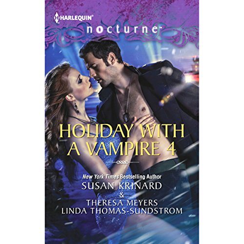 Holiday with a Vampire 4 cover art