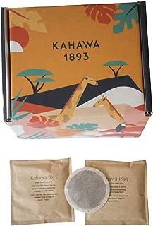 Kahawa 1893 Single Serve Coffee Bags. No machine needed.