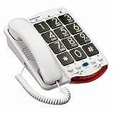 Amplified Big Button Phone Black Keys