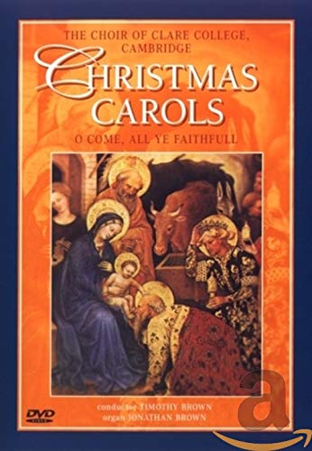 Christmas Carols From Cambridge [Edizione: Regno Unito]