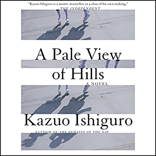 A Pale View of Hills cover art